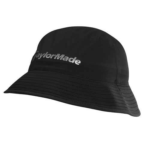 Taylor Made Golf Storm Bucket Hat Black