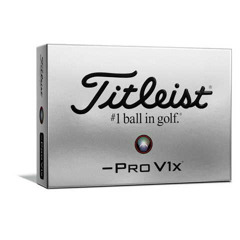 Titleist Pro V1x  Dash Personalized Golf Balls - Free Shipping