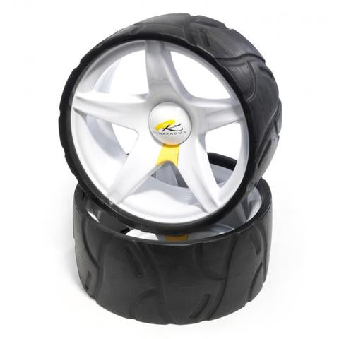 PowaKaddy WIDE WHEELS