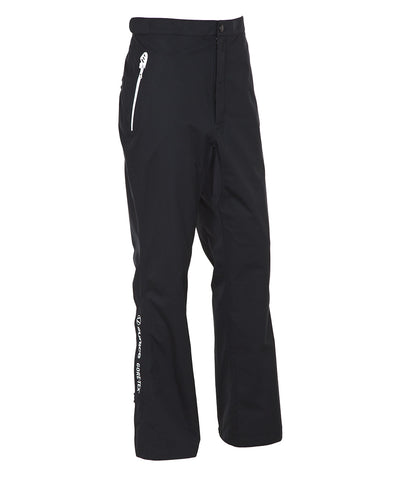 SUNICE Men's Edisson Gore-Tex Paclite Waterproof Pant - Black