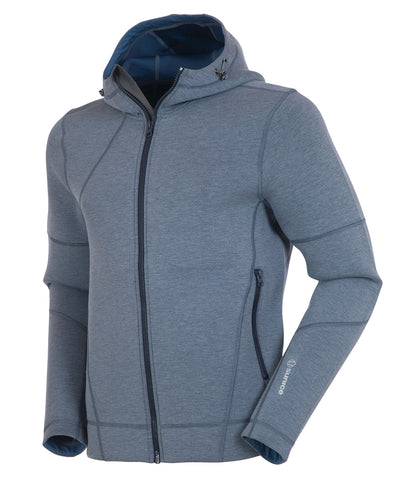SUNICE Men's Austin Technospacer Stretch Thermal Softshell Hoodie