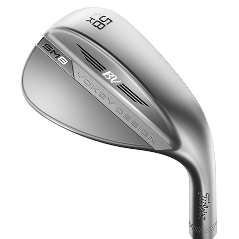 Titleist Vokey SM8 Wedge K Grind Tour Chrome Finish