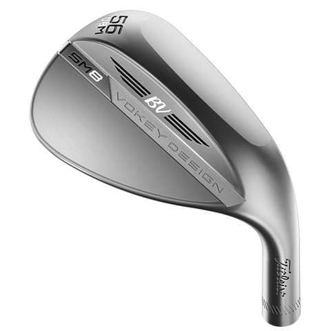 Titleist Vokey SM8 Wedge M Grind Tour Chrome Finish
