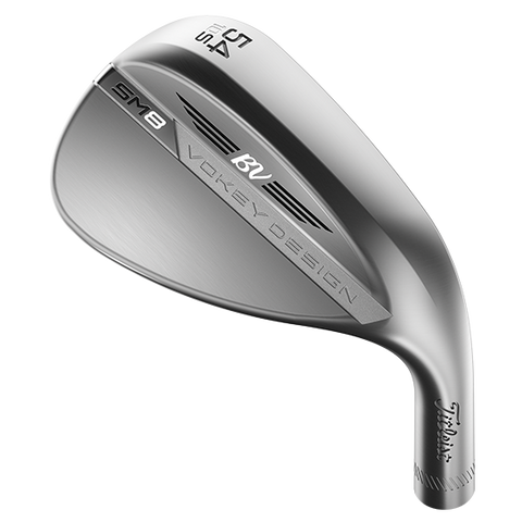 Titleist Vokey SM8 Wedge S Grind Tour Chrome Finish