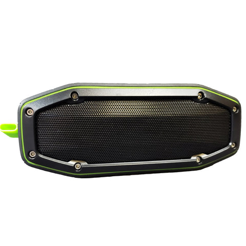True Wireless Pairable Speakers - Green