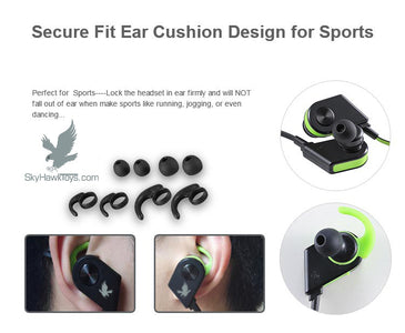 Magnetic Wireless Earphones Sport
