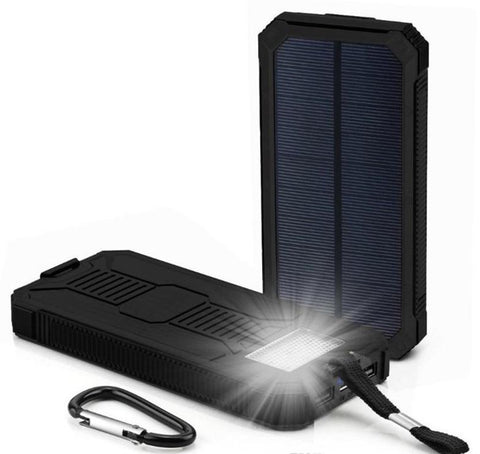Solar Battery Power Bank