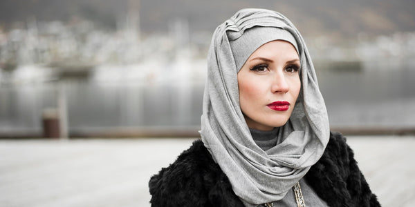 Where to Buy High-Quality   Fashionable Muslim Headwear for Women ... e4972b4968c