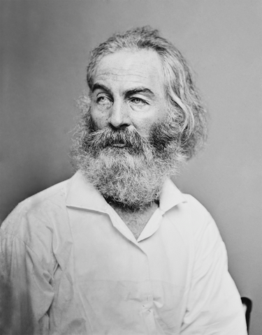 Distinguished Gentleman: Walt Whitman
