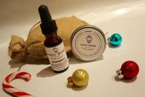 GingerBread Beard Oil and Balm
