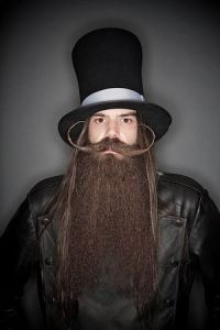 National Beard and Moustache Championships 2014