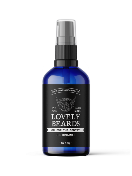 The Original Beard Oil by Lovely Beards