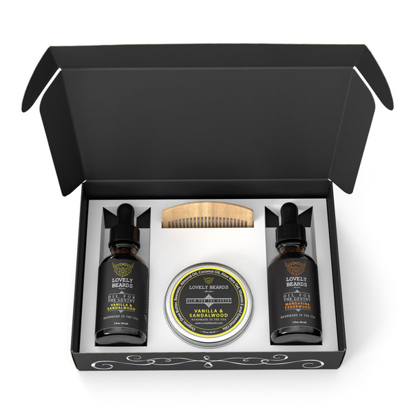 Lovely Beards Gift Box
