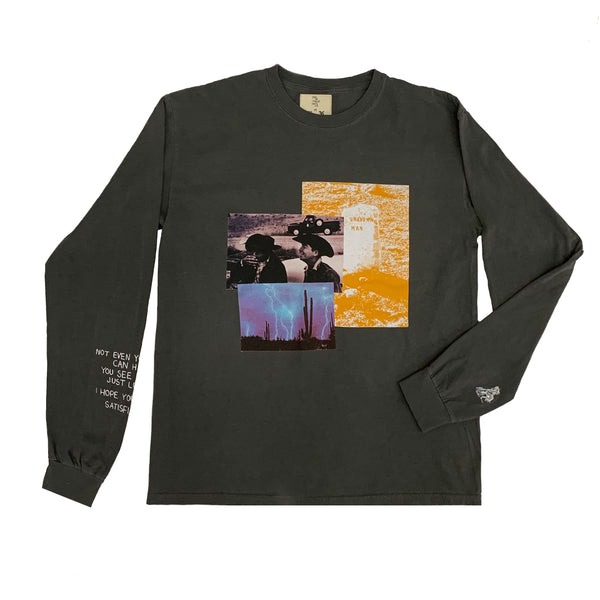 """UNKNOWN"" LONGSLEEVE SHIRT"