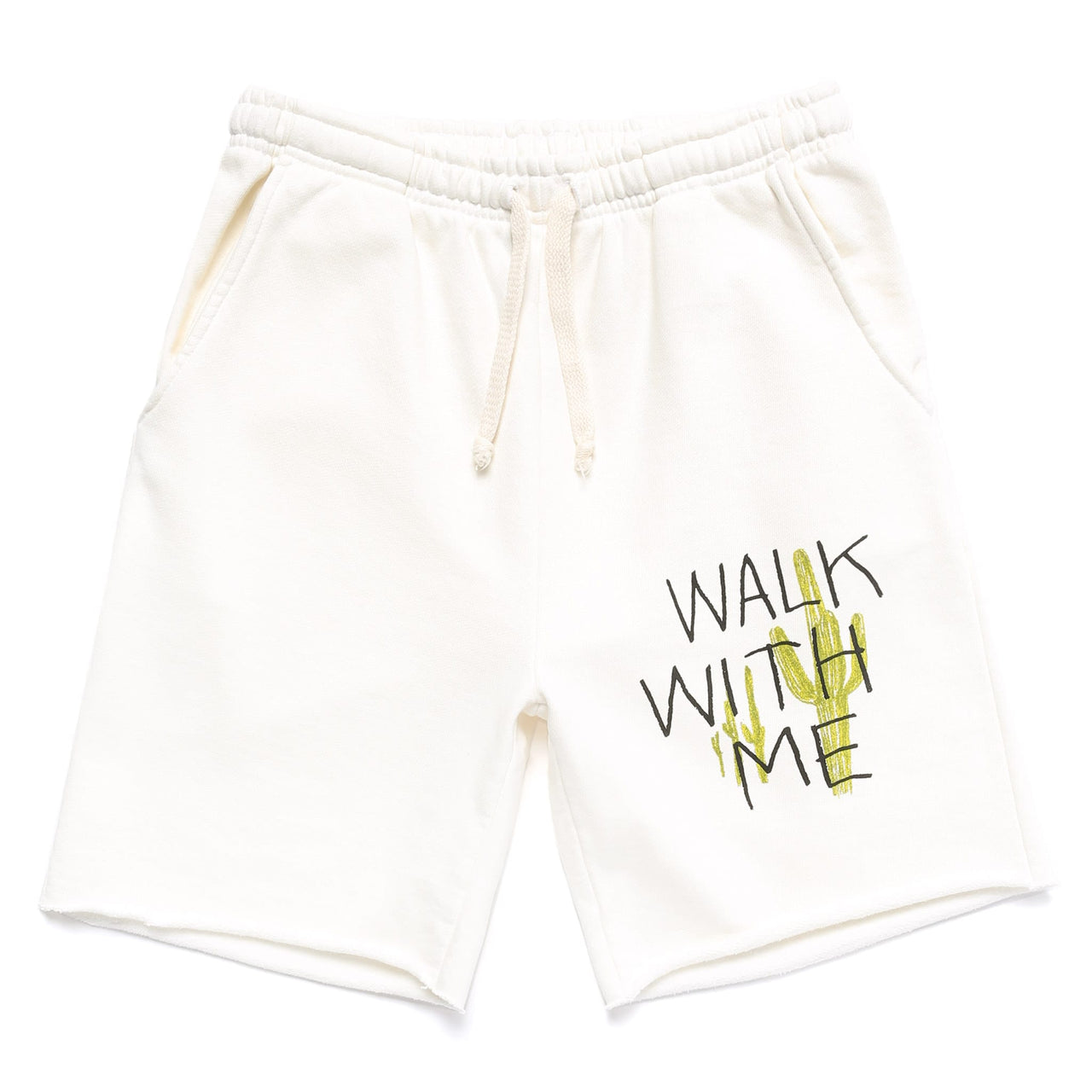 """WALK WITH ME"" SHORTS"