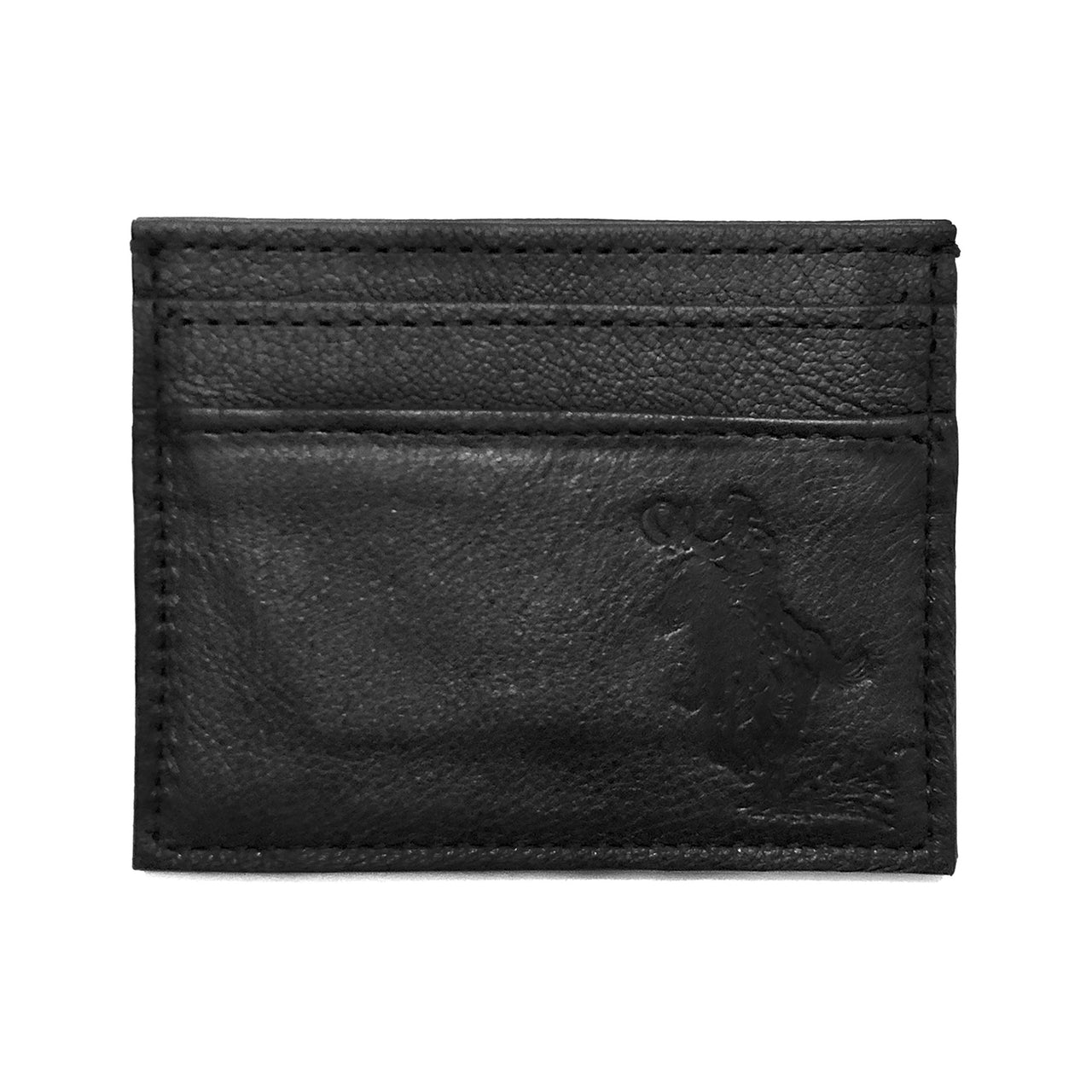 LAY BACK AND DREAM CARD HOLDER- BLACK