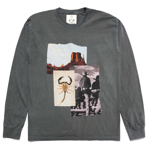 """Scorpion"" Longsleeve Shirt"