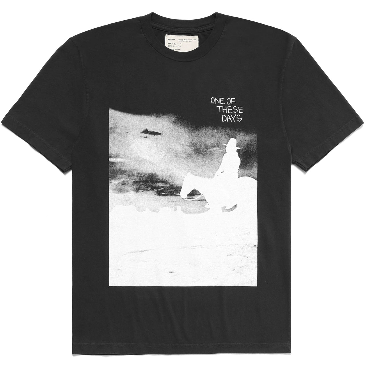 """LONG TIME ALONE"" T-Shirt"