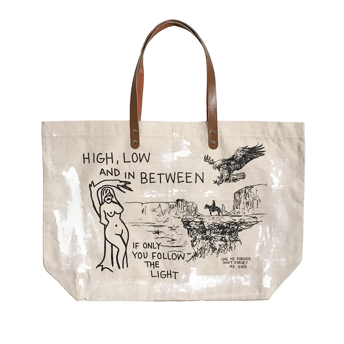 """High, Low and In Between"" Bag"