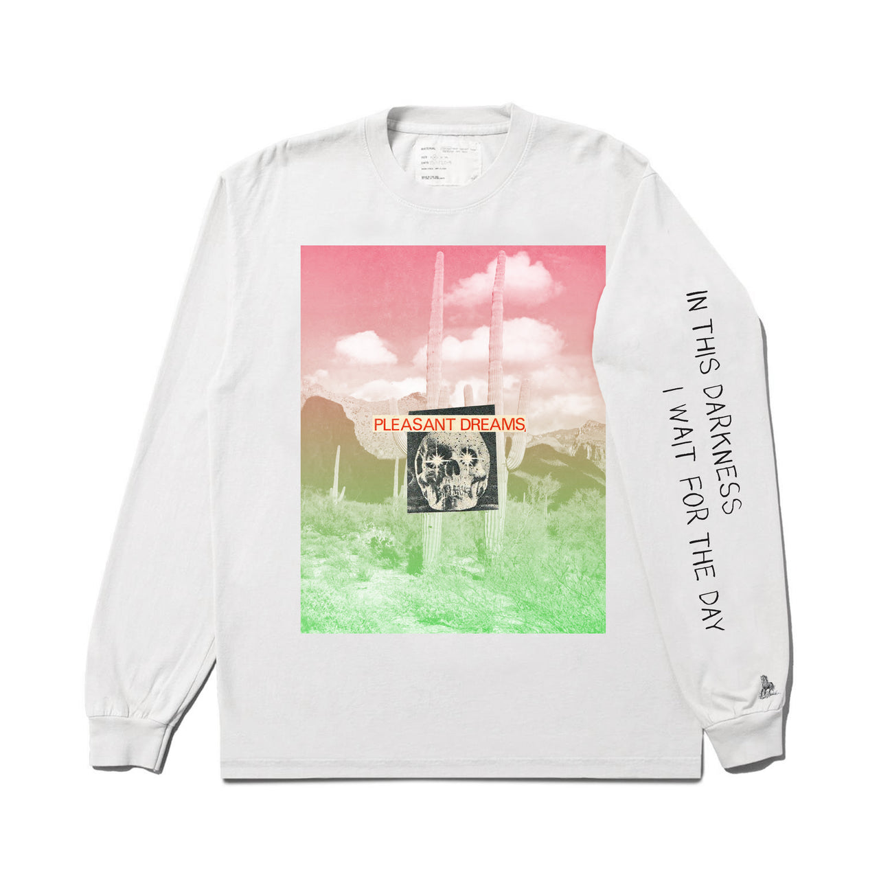 Pleasant Dreams Longsleeve T- Shirt