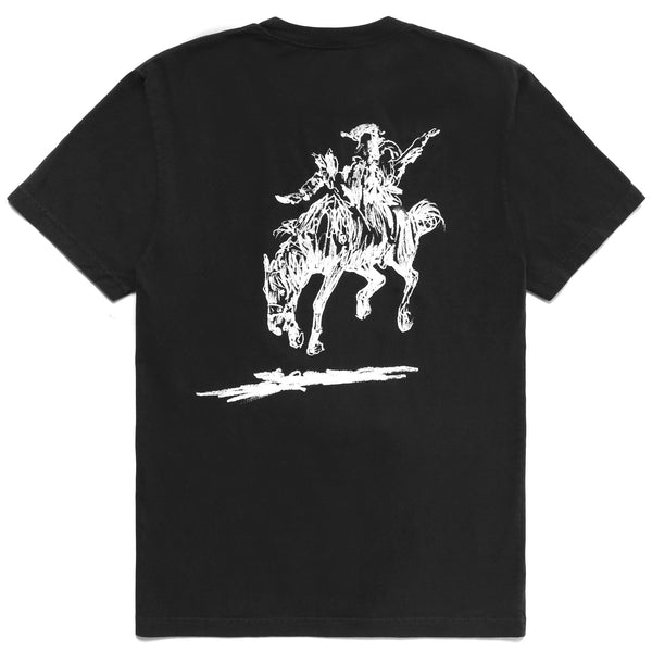 """Losing Ends"" T-Shirt - BLACK"