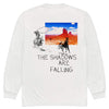 """SKIN OF OUR TEETH"" LONG SLEEVE SHIRT"
