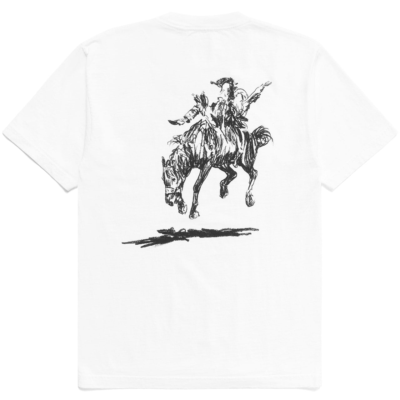 """Losing Ends"" T-Shirt - White"