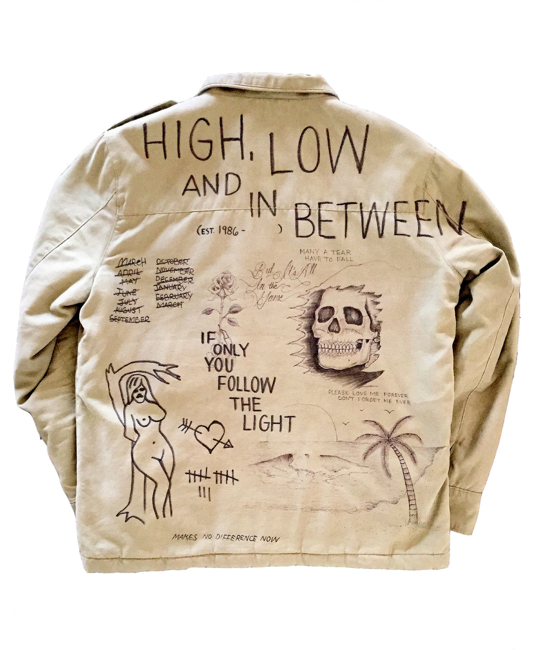 """High Low And In Between"""