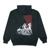 """Running Horses"" Hooded Sweatshirt"