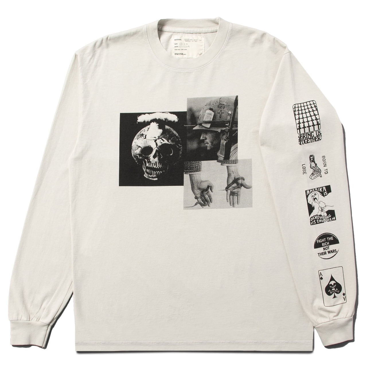 OUR GOD LONGSLEEVE SHIRT