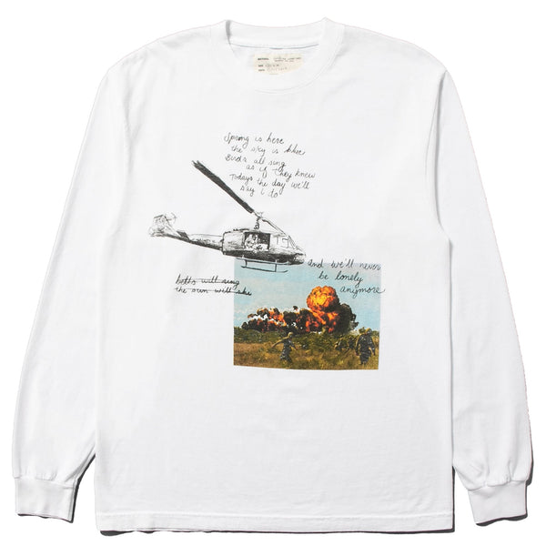 SPRING IS HERE LONGSLEEVE SHIRT