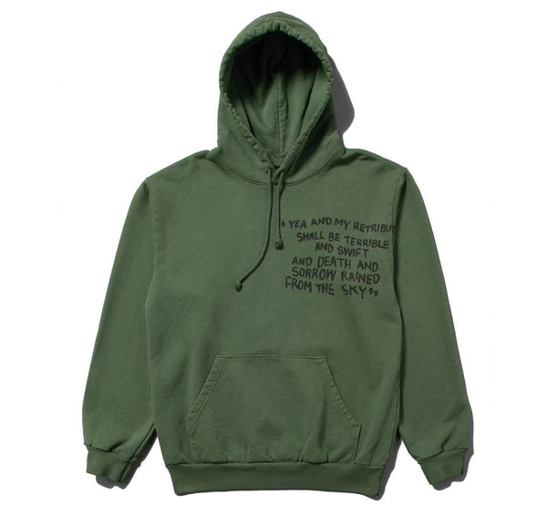 BORN TO LOSE Hooded Sweatshirt