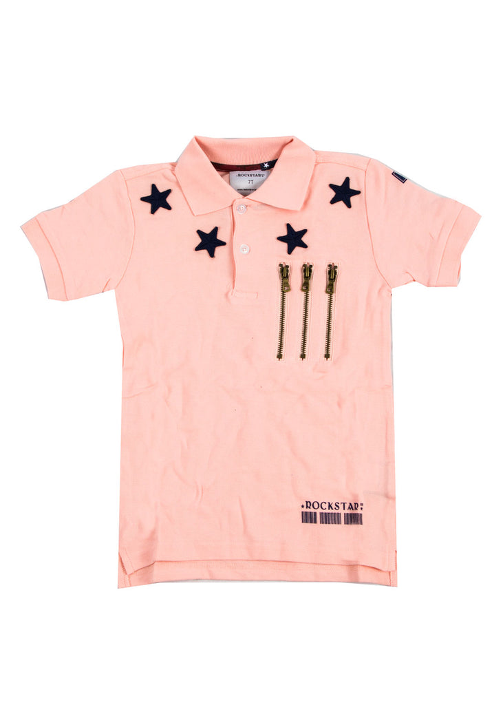 1019 (Pink) Polo
