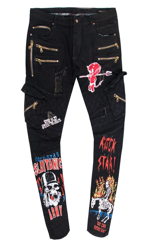 Slaytanic Motorcycle Jeans