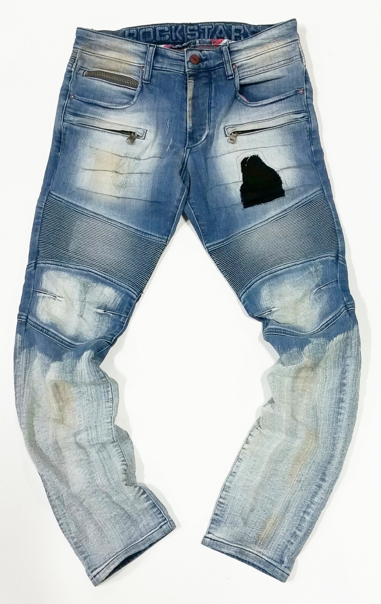 Greg Motorcycle Jeans