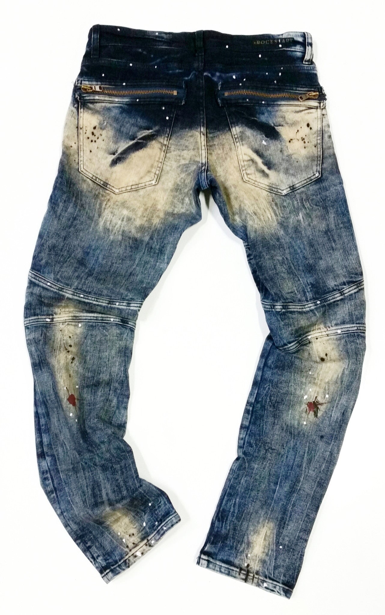 Logan Motorcycle Jeans