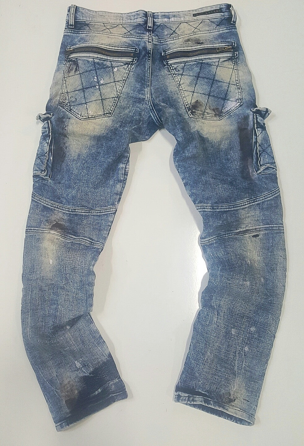 Hugo Motorcycle Jeans