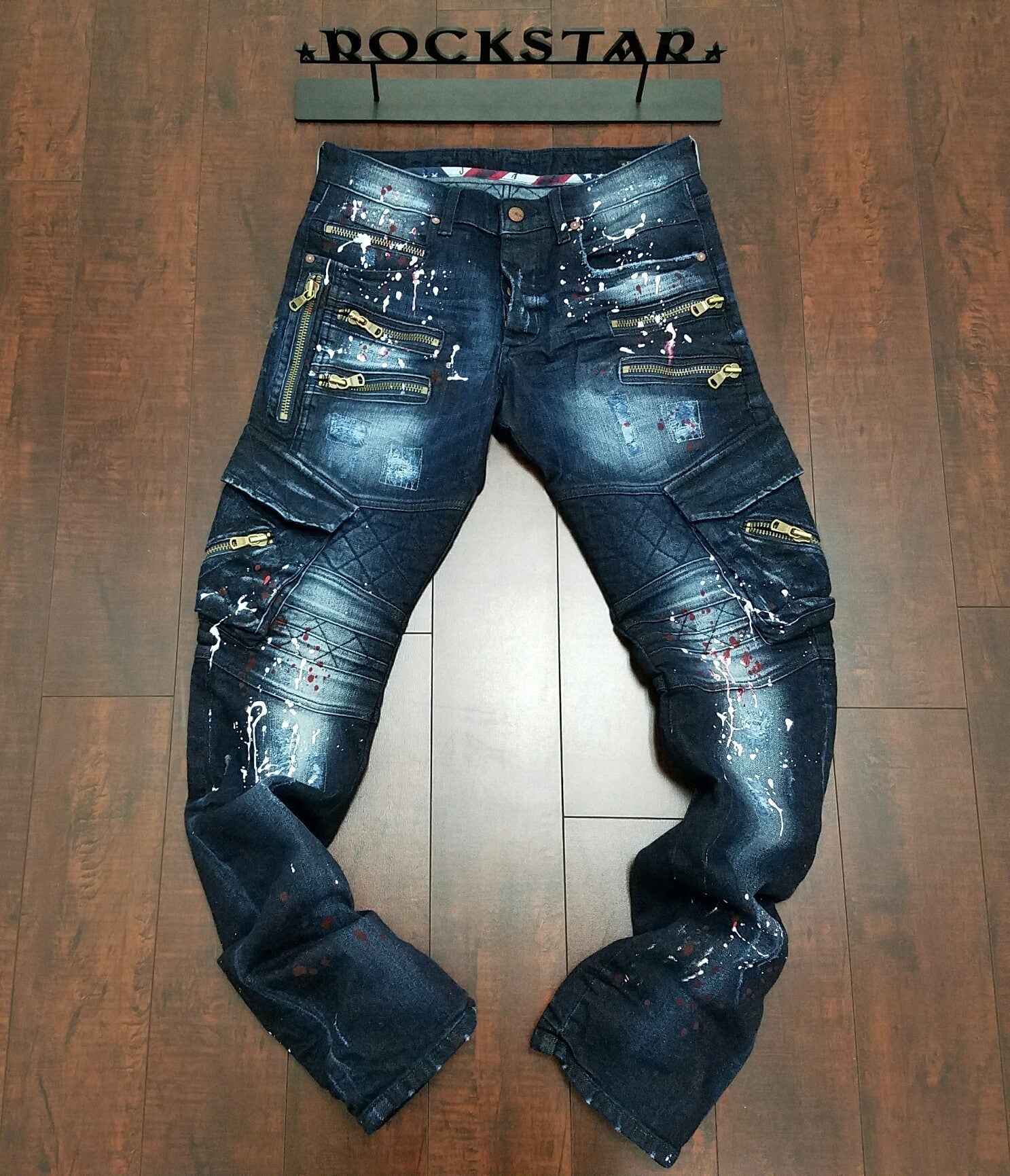 Mitch Denim Jeans