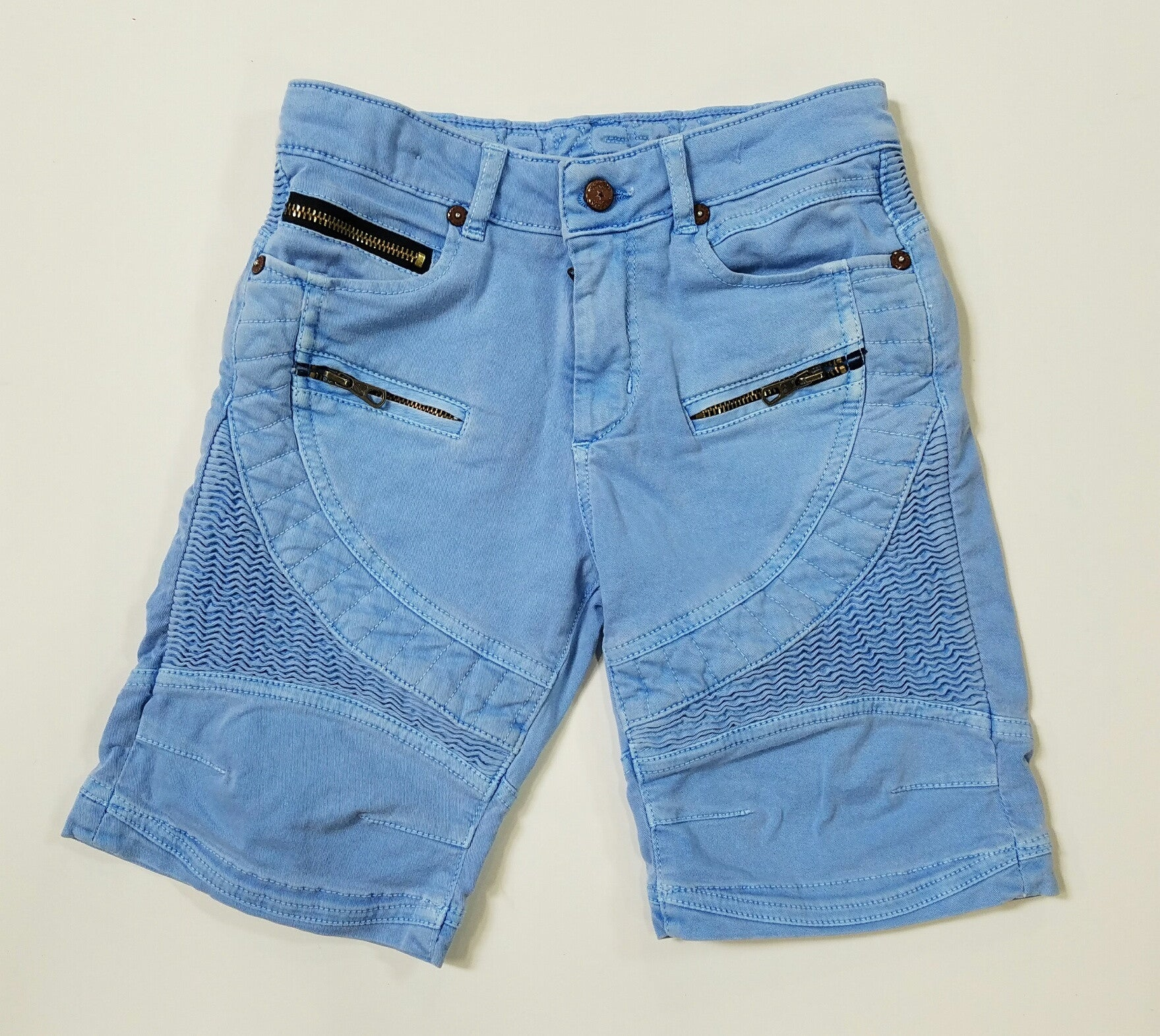 Etan Shorts Blue