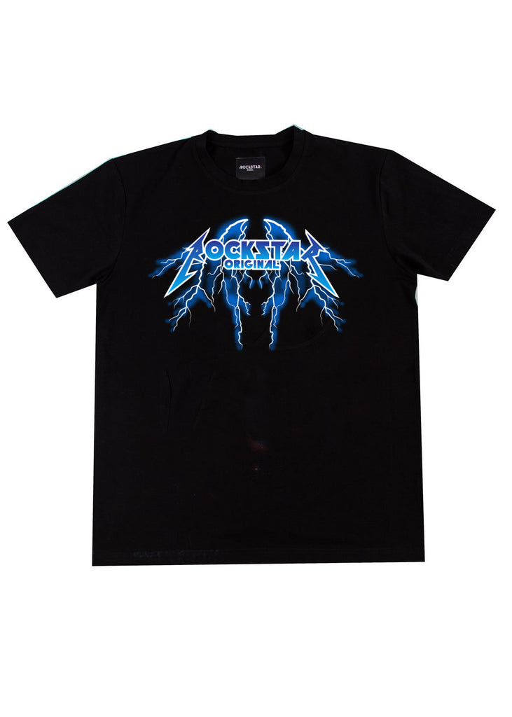 Rock T-Shirt (Black)