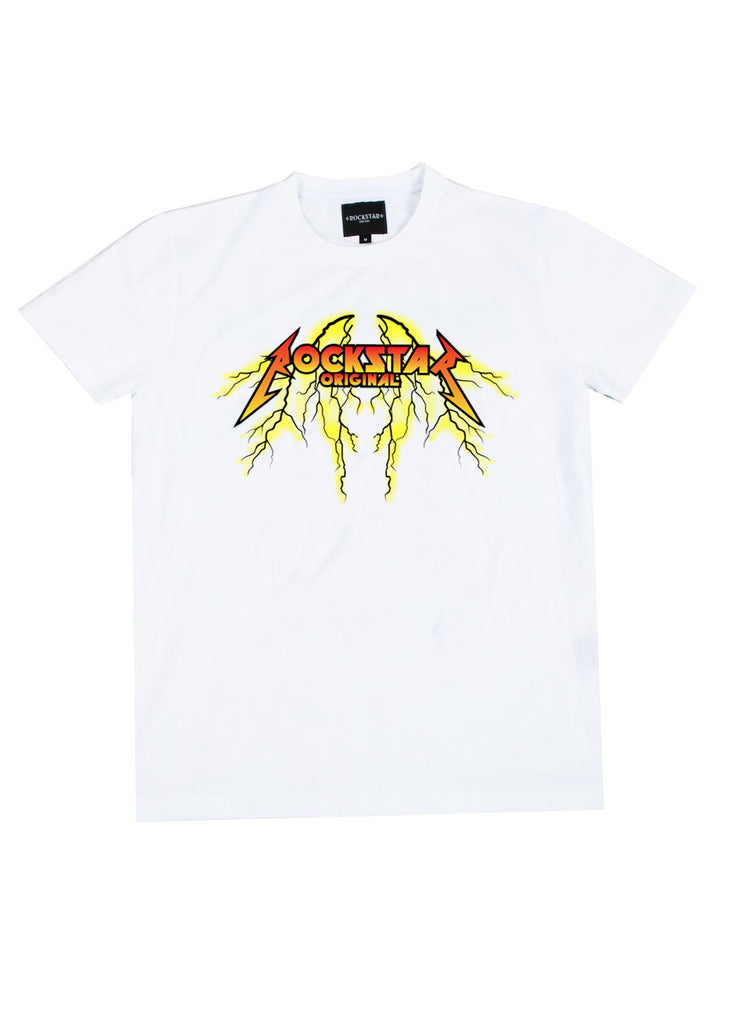 Rock T-Shirt (White)