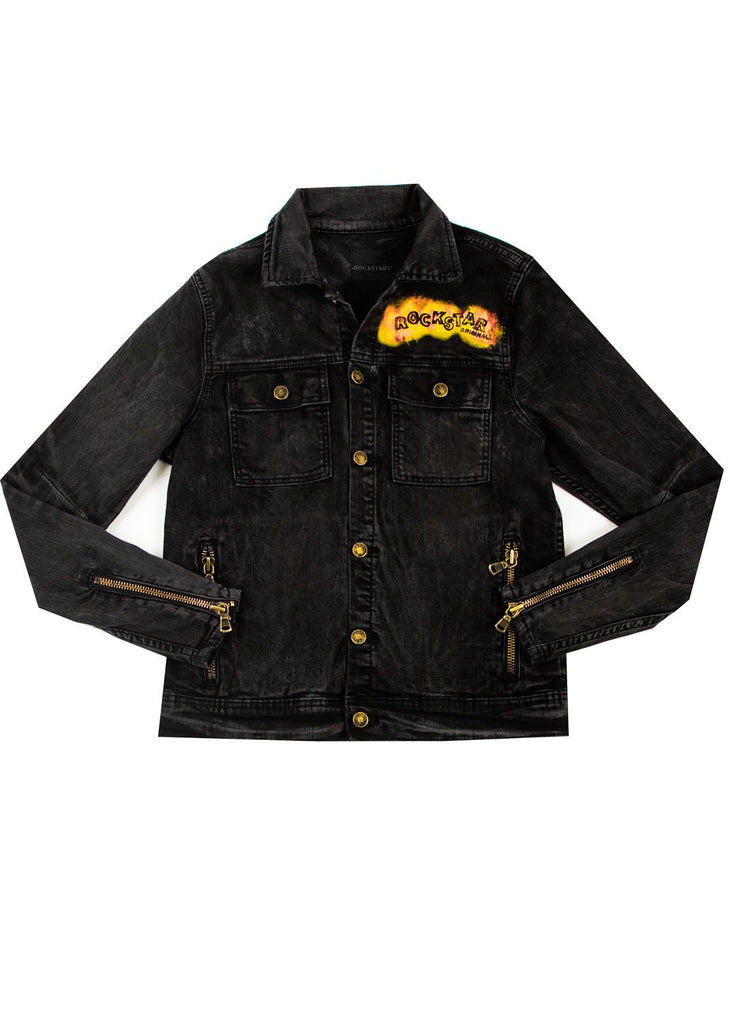 Axel Jacket (Black)
