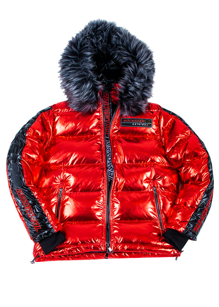 Alaisa  2.0 Jacket (Red)