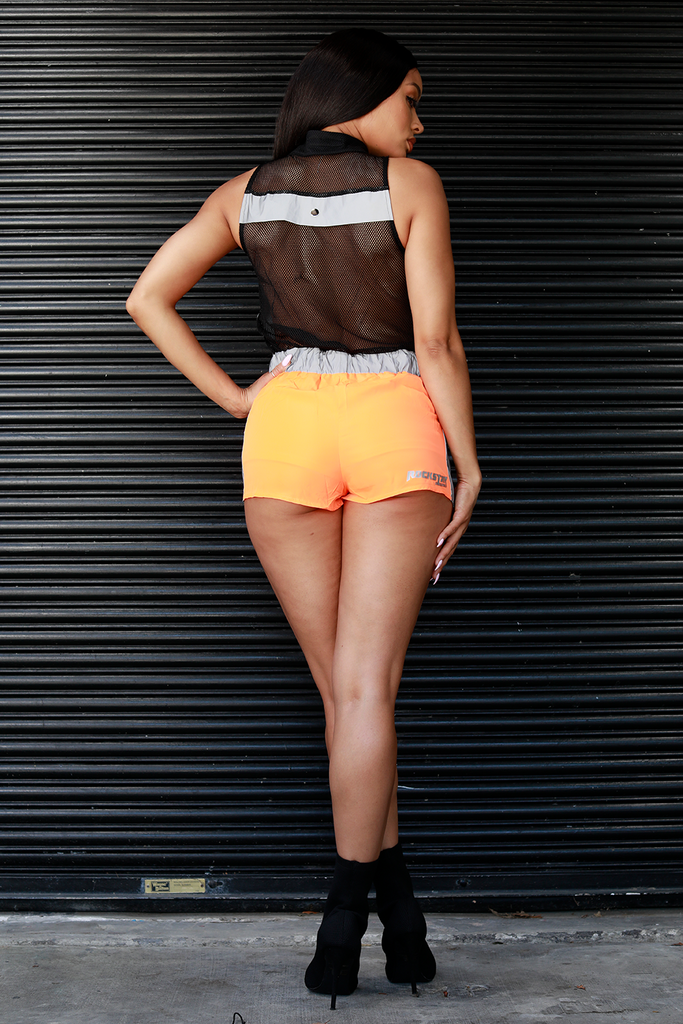ALISE ROMPER - ORANGE