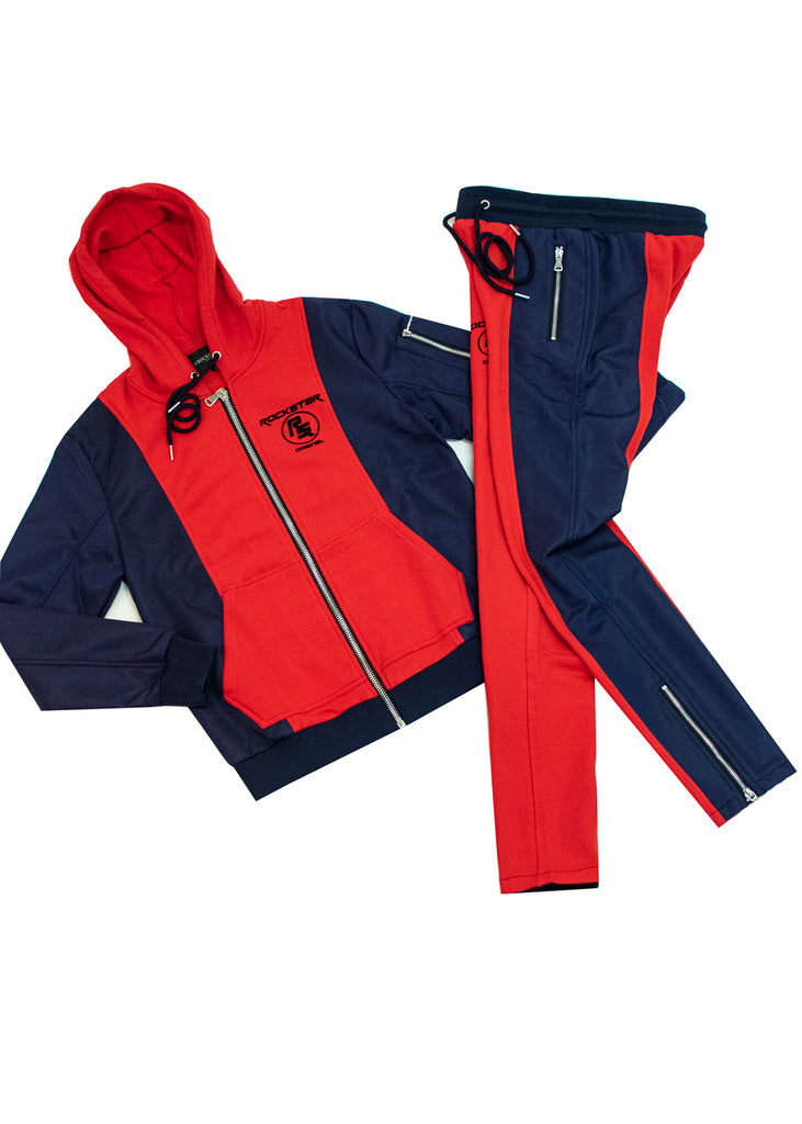Andrei (Navy) Track Suit