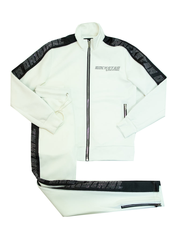 Angel Track Suit (White)