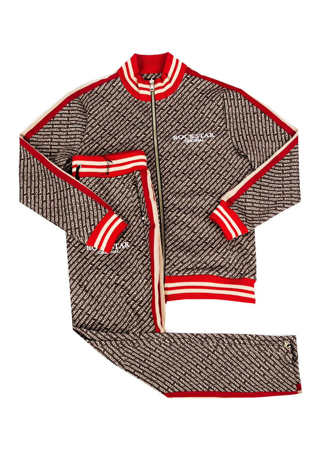 Arad (Brown) Track Suit