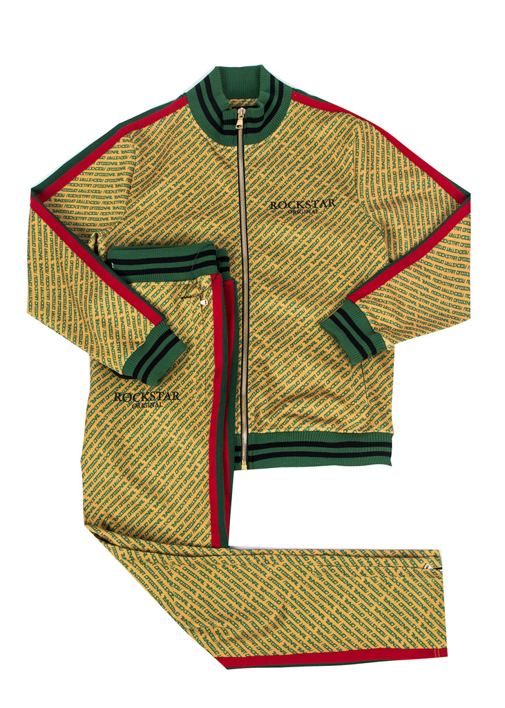 Arad (Gold) Track Suit