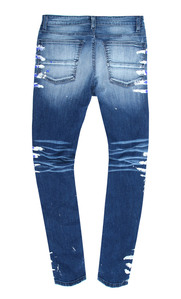 AZ Blue Denim Pant