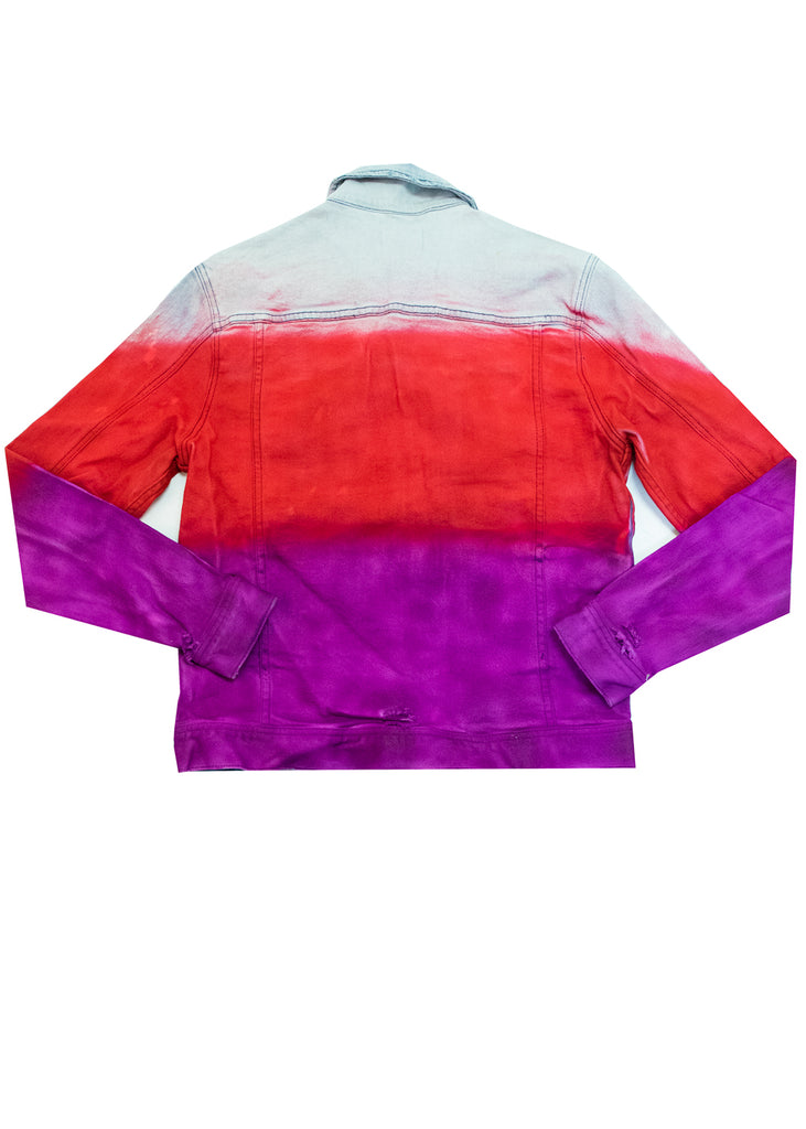 Bacardi Jacket (Purple)